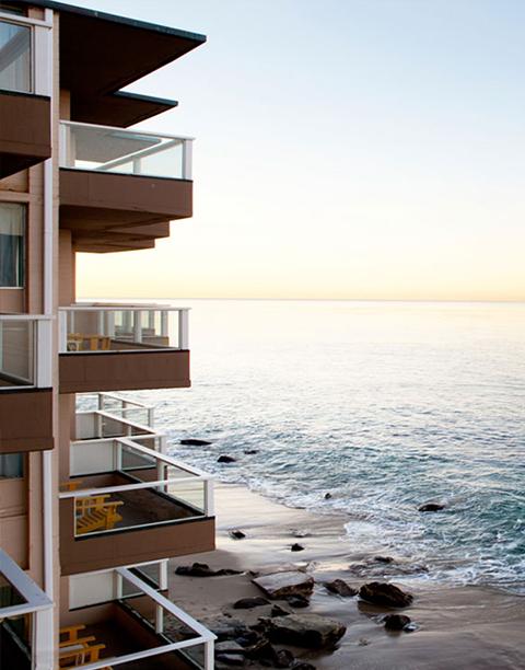 Pacific Edge Resort